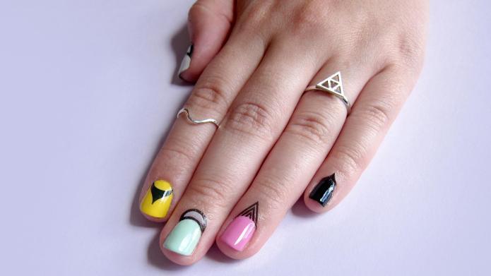 Cuticle tattoo trend is taking nail