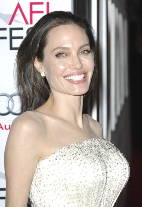 2015 Angelina Jolie Pitt