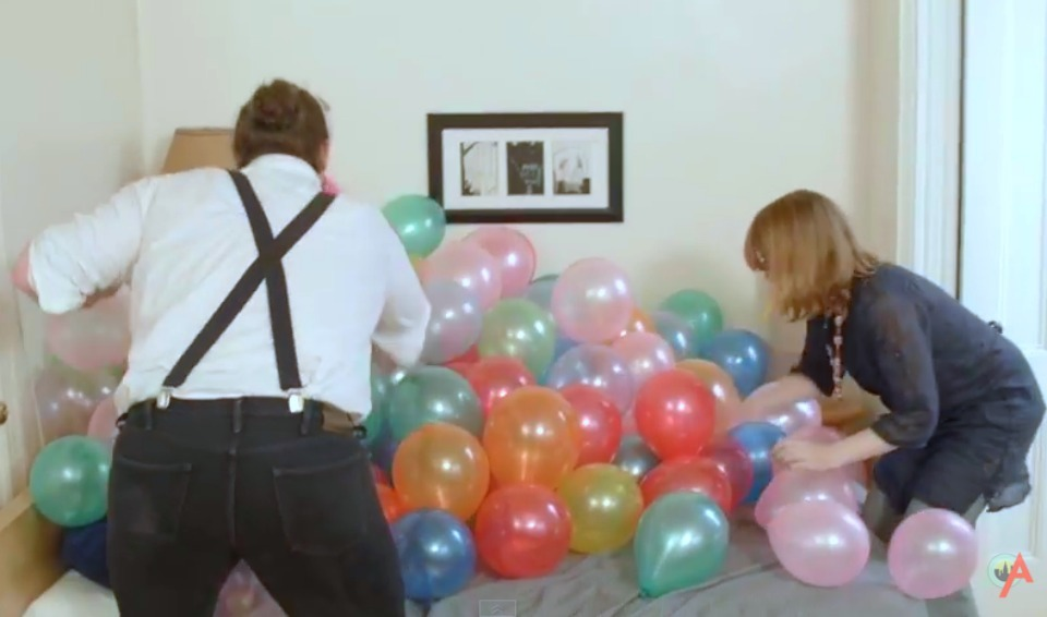 What your noisy upstairs neighbors are really doing (VIDEO ...