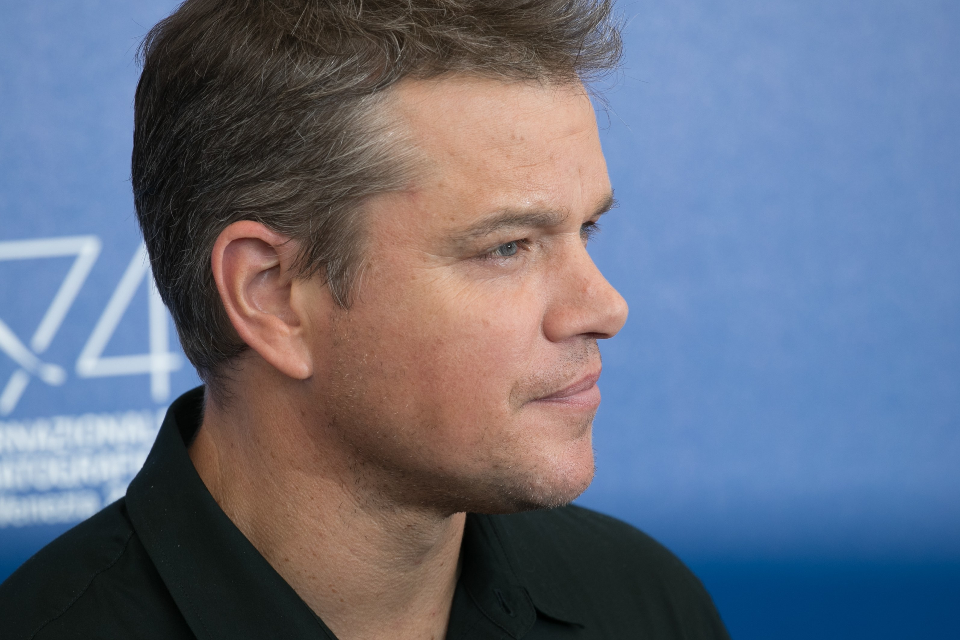Matt Damon Confesses He's Been Naive About America's ...