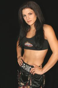 Gina Carano moves from the ring