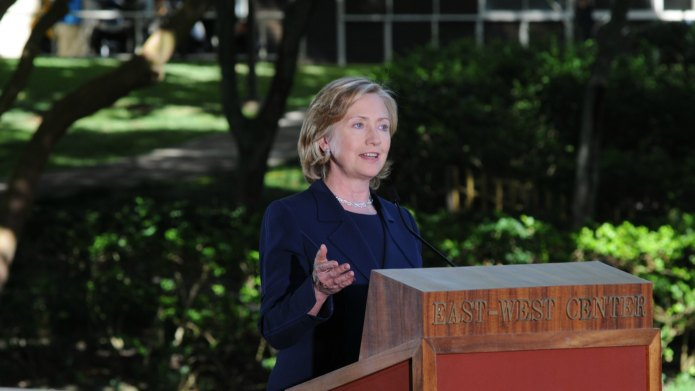 Hillary Clinton just announced her run