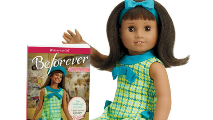 American Girl introduces civil rights-era doll