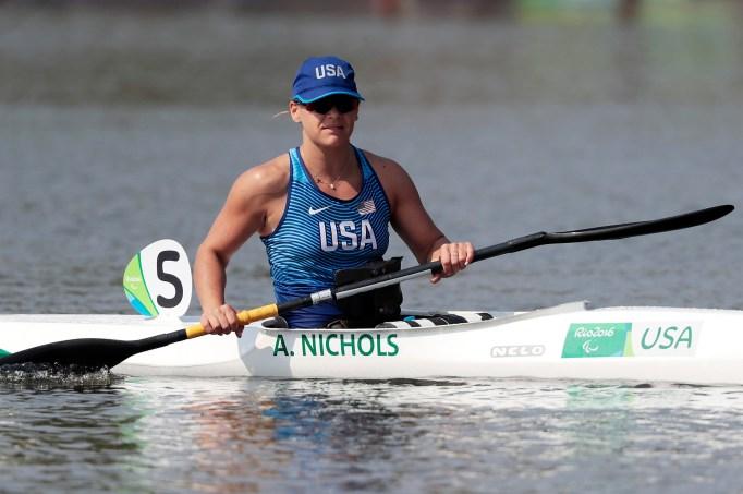 Alana Nichols Rio Paralympics
