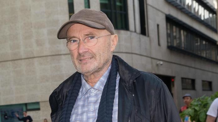 Phil Collins never forgot the Alamo