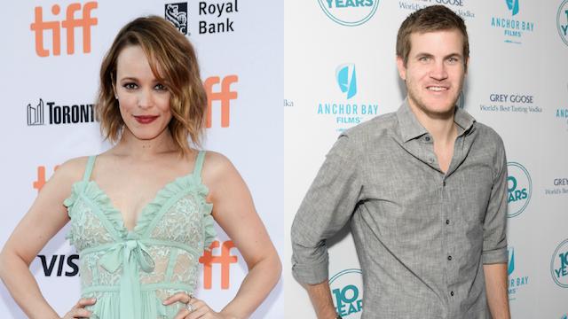 New Hollywood Couples: Rachel McAdams and Jamie Linden