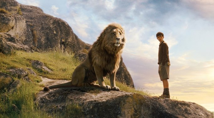 Aslan The Lion The Witch and the Wardrobe