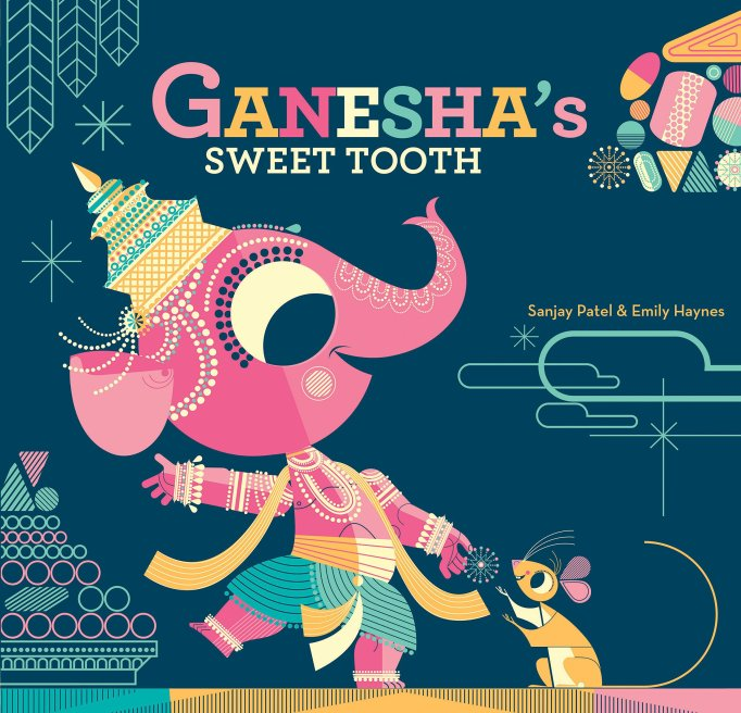 Winter Holiday Book for This Season | 'Ganesha's Sweet Tooth'