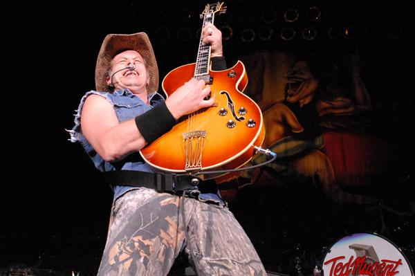Top 10 grossest Ted Nugent quotes