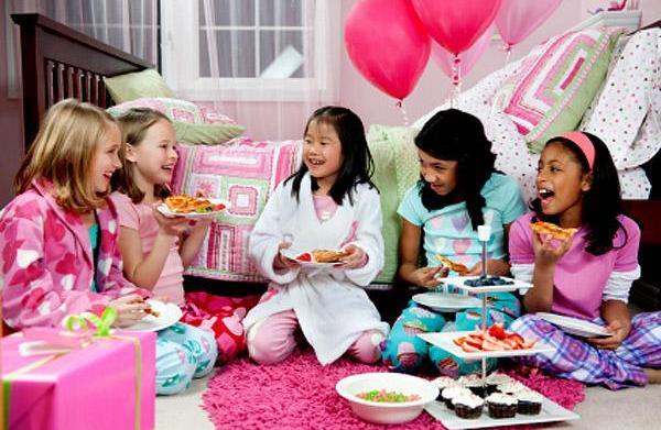 New twists on familiar birthday party