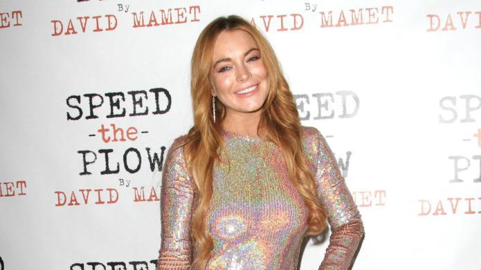 Lindsay Lohan proves she's no Laurence