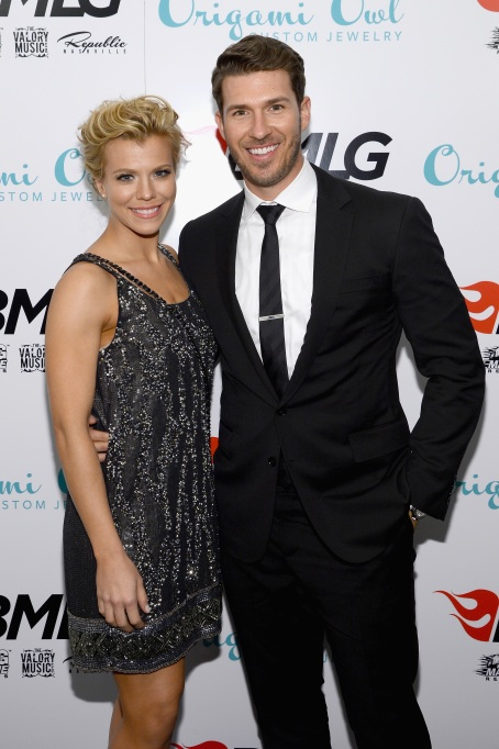 Kimberly Perry and JP Arencibia