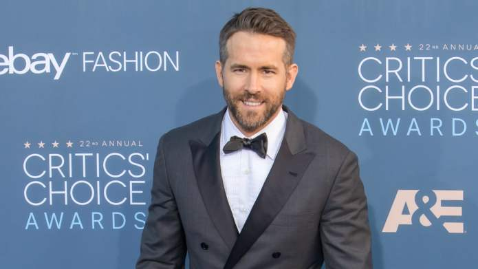 Ryan Reynolds Paid Sweet Homage to