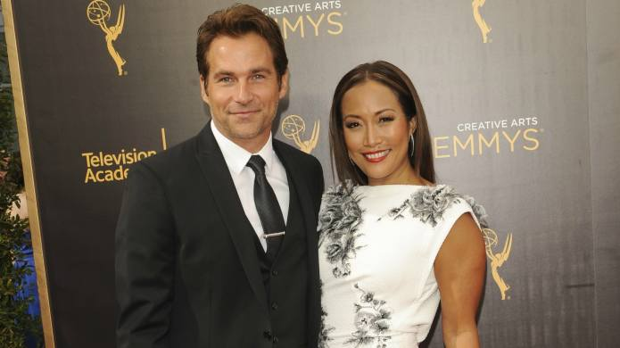 DWTS' Carrie Ann Inaba celebrated weekly