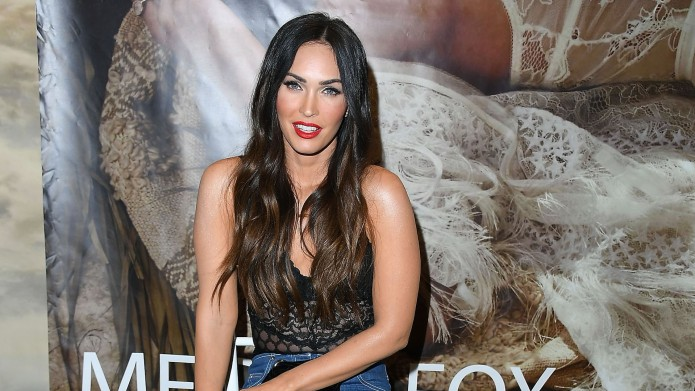 Megan Fox appears at Forever 21