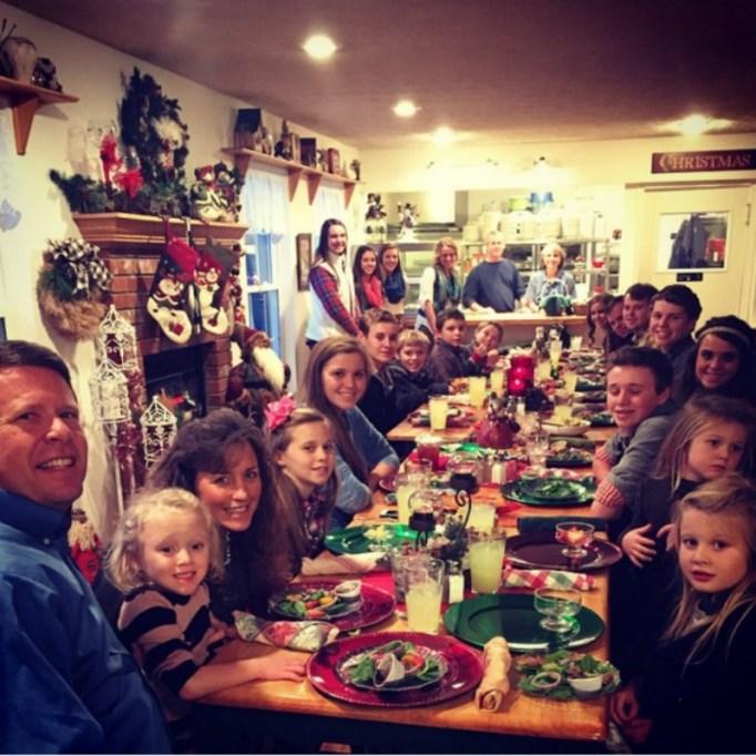 Bates and Duggar family