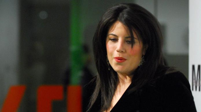 Monica Lewinsky is anything but a