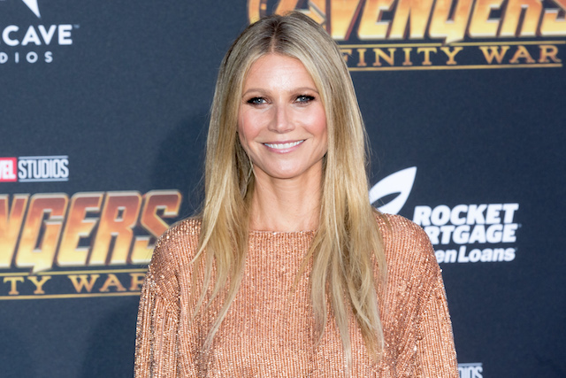 Gwyneth Paltrow attends the 'Avengers: Infinity War' World Premiere