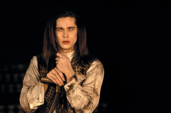 Brad Pitt in Interview with a Vampire