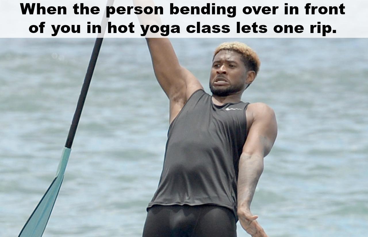 Usher meme