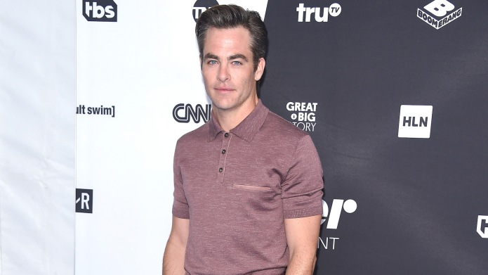 Chris Pine attends the 2018 Turner