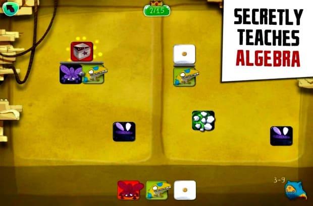 Best Math Apps for Kids - DragonBox Algebra