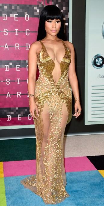 Nicki Minaj 2015 VMAs