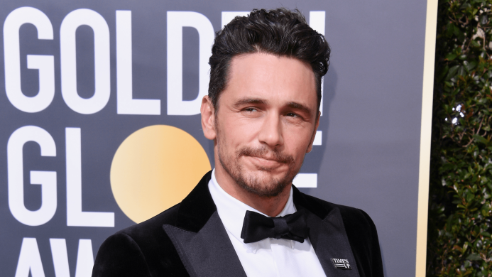 James Franco Is Reportedly in a