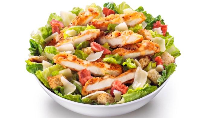 McDonald's new kale salad has more