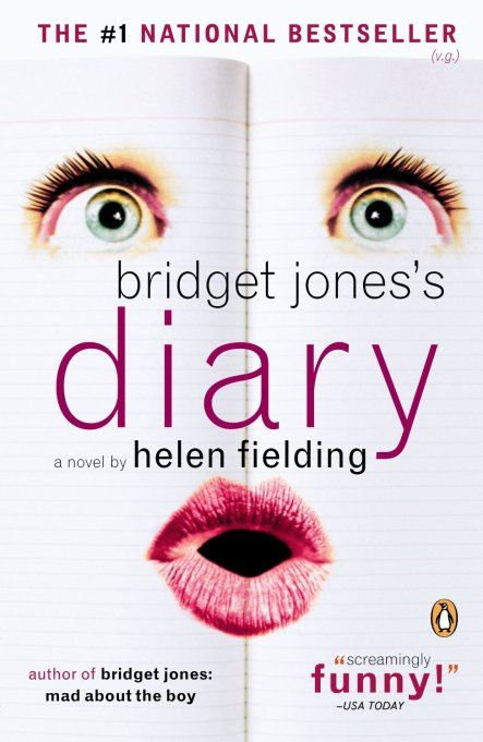 Our favorite romantic books: 'Bridget Jones's Diary'