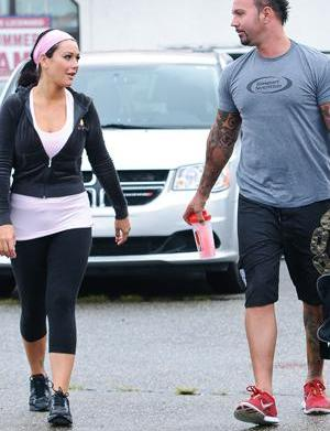 """JWoww finally gets her """"huge"""" engagement"""