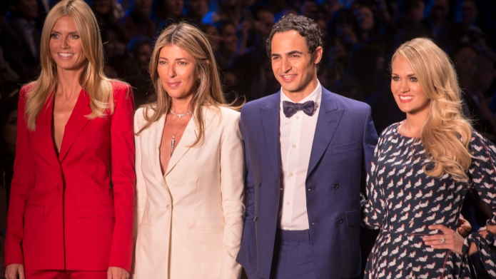 Stunning photos from Project Runway's Fashion