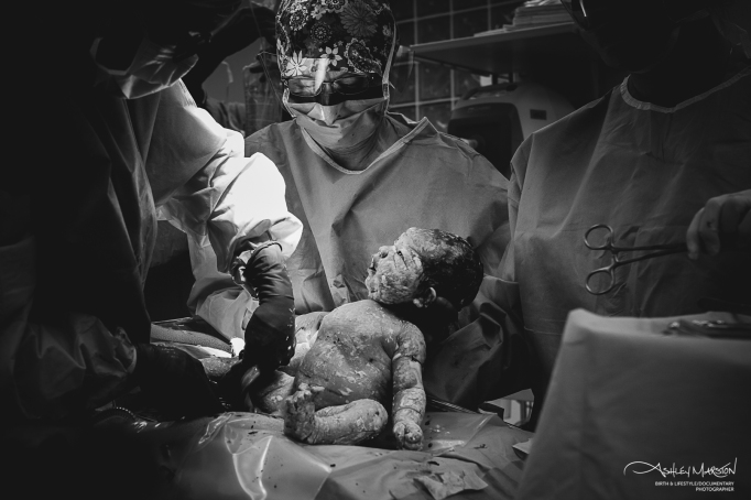 Newborns-Covered-In-Vernix-Photos