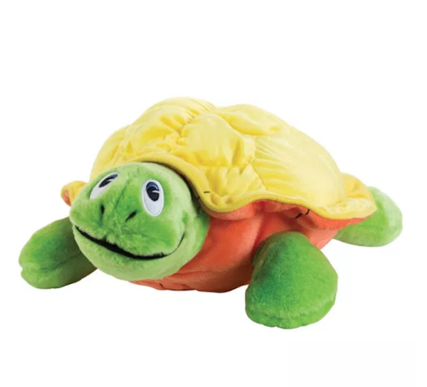 Gifts for kids with autism: Giant vibrating turtle