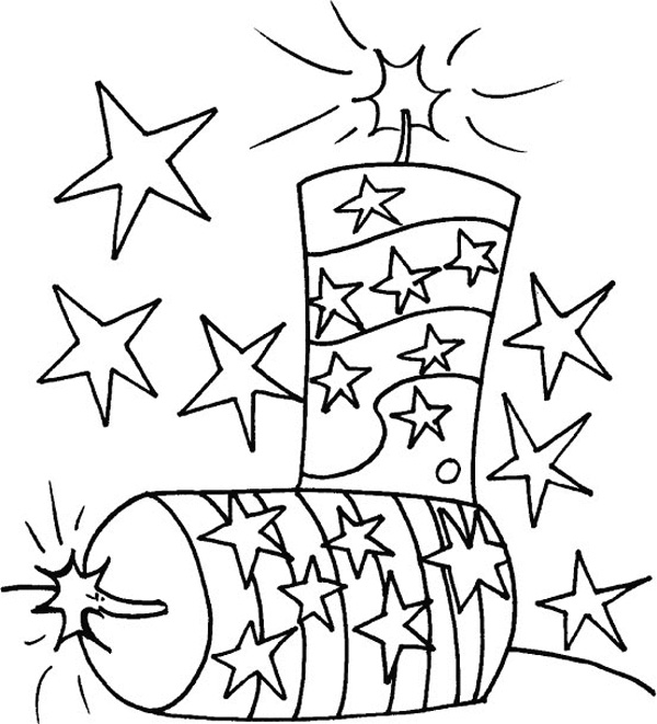 23 Printable July 4th Coloring & Activity Pages for Kids ...