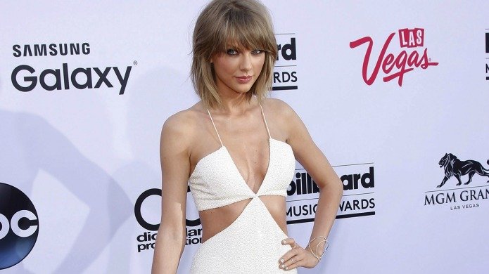 Taylor Swift's home swarmed by cops