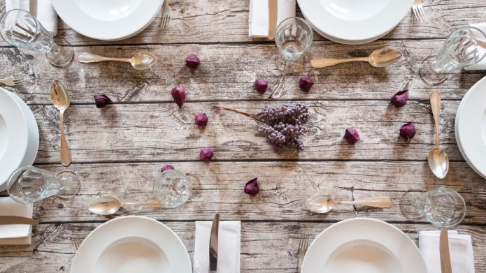 Fancy Up your Thanksgiving Table With
