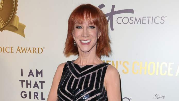 Kathy Griffin May Have Been Questioned