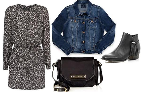 Unexpected ways to wear dark colors