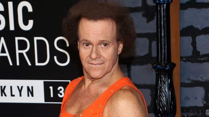 The LAPD Visited Richard Simmons, but