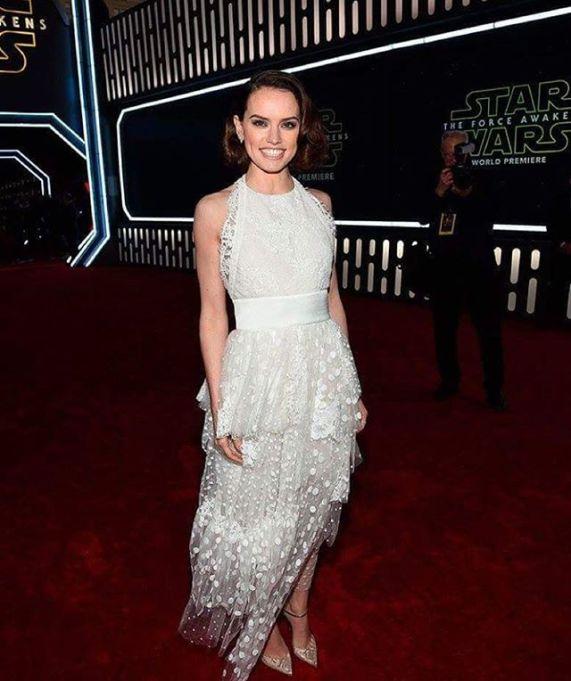 Daisy Ridley has been nominated for many awards