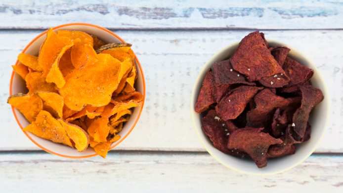 Veggie Chip Recipes That Will Slay