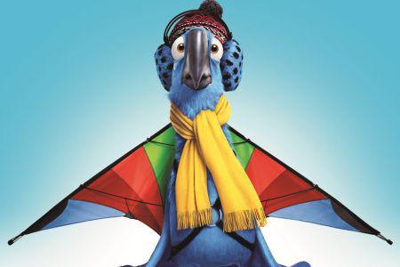 Redbox DVD/Blu-Ray report: Rio flies home
