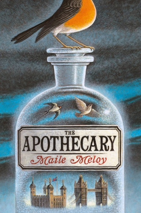 Fantasy, Mystery & Adventure Books for Tweens | 'The Apothecary' by Maile Meloy