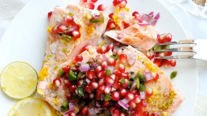23 Recipes that prove pomegranate can