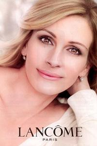 Photoshopped ads of Julia Roberts banned