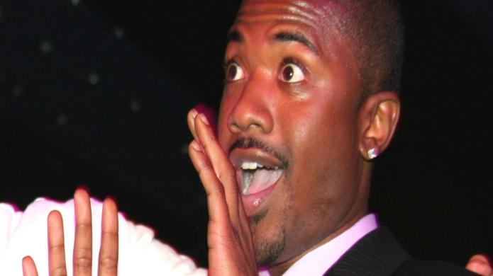 VIDEO: Ray J freaks out &
