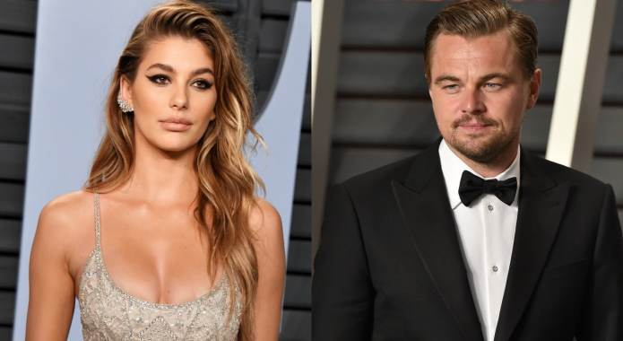 Leonardo DiCaprio's New Girlfriend Is Stunningly