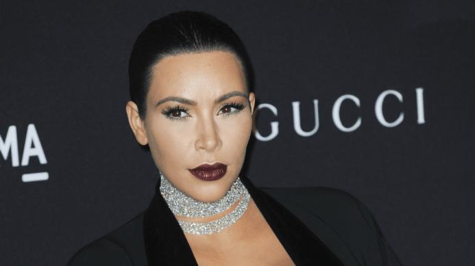 Kim Kardashian's New Year's resolutions are