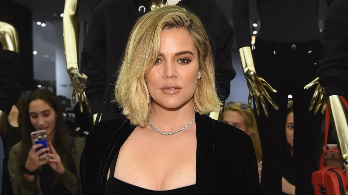 Khloé Kardashian Shares First Peek at